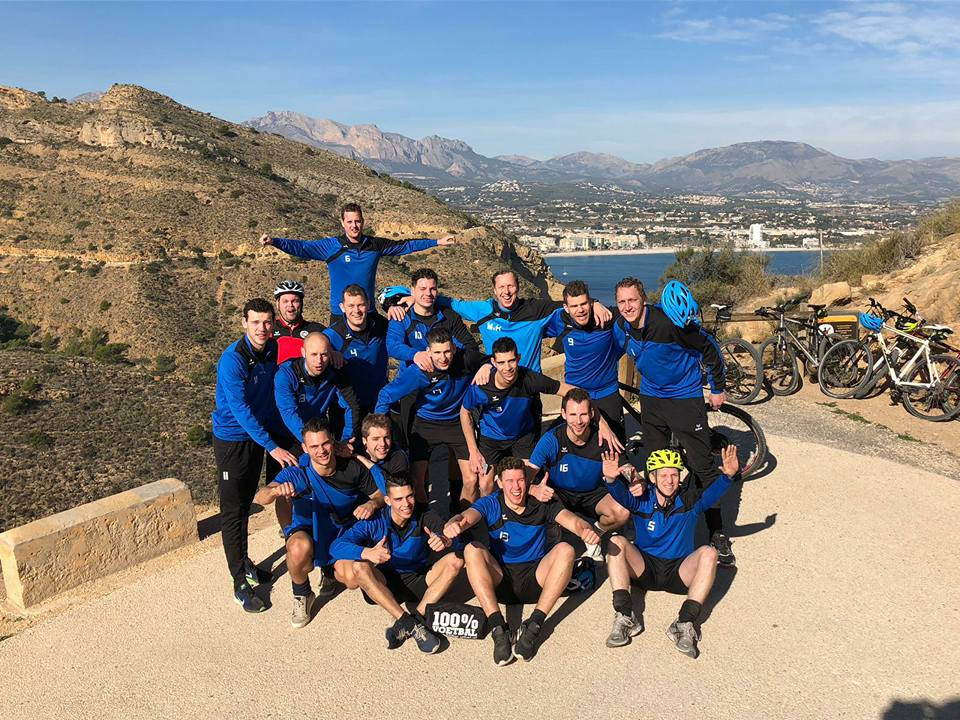 Teamfoto bergen