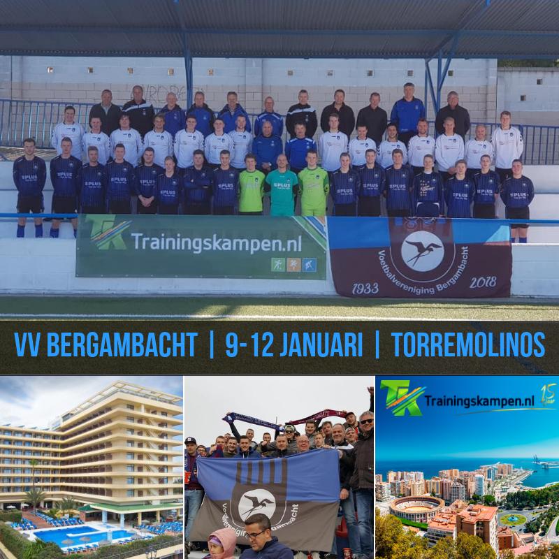 Teamfoto VV Bergambacht