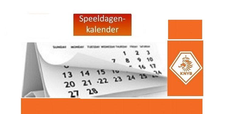speeldagenkalender